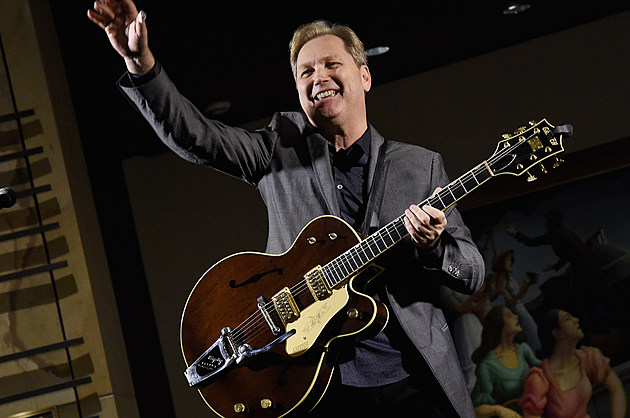"""Country Music Hall Of Fame And Museum Debuts """"American Sound And Beauty: Guitars From The Bachman-Gretsch Collection"""" Exhibit"""