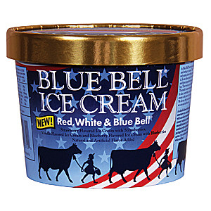 courtesy Blue Bell Ice Cream